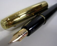STYLO WATERMAN  ANCIEN DE COLLECTION PLUME OR 18 C VERS 1960/70