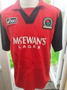 Blackburn Rovers 1995 Champions Away Shirt  Size M Adult