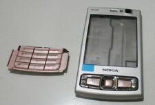 Replacement Front Casing Shell With Keypad For Nokia N95 8GB (Pink)