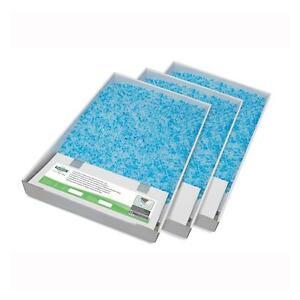 PetSafe ScoopFree® Litter Tray 3 Pack Refills Premium Crystals Odor Free Control