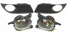 Toyota Corolla  E12 Saloon Estate 04-07 FOG LIGHT LAMP+GRILLE RIGHT+LEFT ONE SET