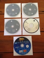 eMac Software Install Restore CD Discs Mac OS X 10.3 Apple Hardware Test Panther