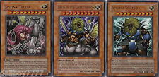 3 Ultra Rare Sphinx Cards EP1 Theinen The Great, Andro Sphinx Teleia YuGiOh