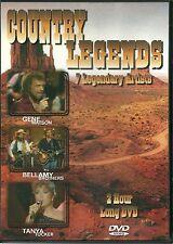 COUNTRY LEGENDS DVD - 7 LEGENDARY ARTISTS - GENE WATSON, TANYA TUCKER & MORE