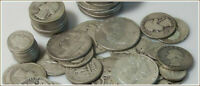 HUGE $500 Dealer's Lot Silver Coins Clad Currency Tokens Ea Lot Diff - $10 off!