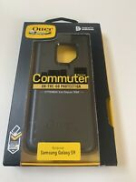 Authentic OtterBox Symmetry Series Case for Samsung Galaxy S9 Black