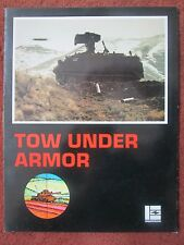 DEPLIANT PUB EMERSON ELECTRIC DEFENSE TOW UNDER ARMOR US ARMY M901 VEHICLE