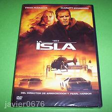 LA ISLA DVD NUEVO Y PRECINTADO