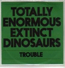 (CO4) Totally Enormous Extinct Dinosaurs, Trouble - 2010 DJ CD