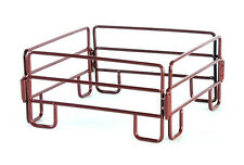 LITTLE  BUSTER  1:16   Cattle Pen Panels  4 piece set          red