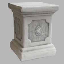 Säule, Podest, Sockel für Statue, Garten, winterfest!!! Blumen - Motiv