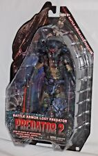 NECA PREDATOR 2 Series 11 BATTLE ARMOR LOST horror movie AUTHENTIC action figure