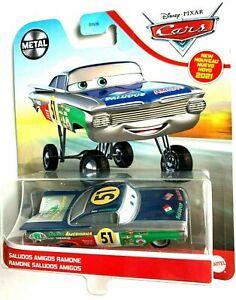 Disney Pixar Cars Diecast 1:55 Scale - Saludos Amigos Ramone