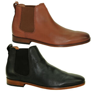 Clarks Code HI Chelsea Leather Boots Ankle Boots Men Boots