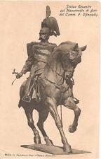 Statua Equestre pel Monumento di Bari del Comm. F. Cifariello / Molfetta