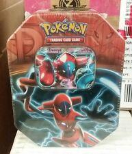 Pokémon TCG Deoxys EX Tin Fall 2013 New Sealed TCG CCG