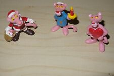 La Panthere Rose 3 Figurines Bully United Artists 1983