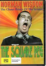 The Norman Wisdom Collection The Square Peg DVD REGION FREE NEW SEALED FREE POST