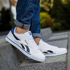Reebok Scarpe Sportive Sneakers pelle Royal Complete 2LL Uomo Bianco