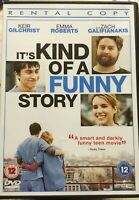 Kind of a Funny Story DVD 2010 Mental Health Drama Rental Version