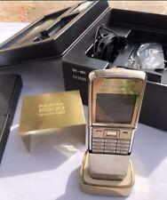 Nokia Sirocco 8800 - Gold (Unlocked) Original Phone