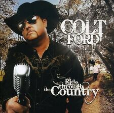 Colt Ford - Ride Through the Country [New CD]