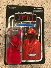 Star Wars Vintage Collection ROTJ EMPEROR'S ROYAL GUARD VC105 MOC UNPUNCHED