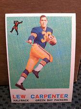 1959 Topps # 95 Lew Carpenter RC .. NM/NM+ ..  PACKERS ****RF-4467