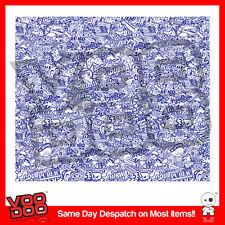 vw stickerbomb sheet(Cast /vehicle wrap)@ 2m x 1.3m VW/DRIFT/JDM/EURO- blue neon