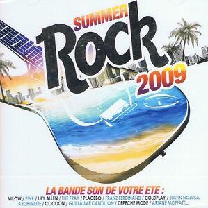 Summer Rock .. 2 CD NEU Coldplay Placebo Milow Metro Station Cocoon Keziah Jones