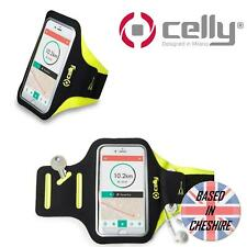 Celly Smartphone XXL Sports Armband for Apple 8 Plus, Samsung S9 & S9 +