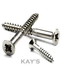 Stainless Steel Wood Screws