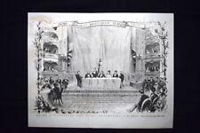 Udine 23 marzo 1876 - L'apertura del giurì drammatico
