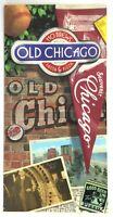 1990's Vintage Menu OLD CHICAGO PASTA & PIZZA Restaurant Colorado Springs CO