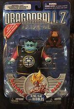 DRAGON BALL Z KING Kai with Bubbles In SAIYAN Saga Action Figure Irwin Toy