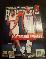 Beckett Basketball Magazine August 2012 Dwyane Wade and Kevin Durant