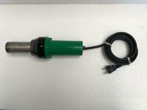 LEISTER TYP ELECTRON PLASTIC WELDER HOT AIR HEAT GUN 230V 2.2 KW 10A
