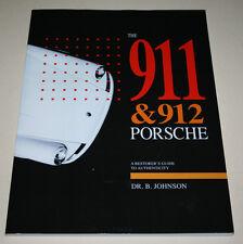 Restaurierungsanleitung Porsche 911 Urmodell + 912, Baujahre 1963 - 1973