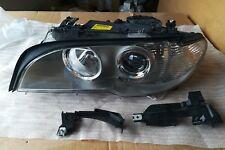 63127165957 Faro luce Bi-xeno, sinistro TITAN -ORIGINALE- BMW 3 E46 da 03/2003 >