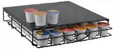 Keurig KCup Storage Drawer Coffee Holder for 36 KCups Black Metal Design, New