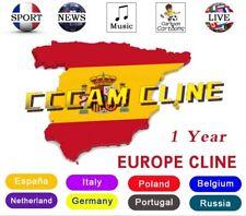 1 CLINE CCCAM PARA 12 MESES Y SOPORTE LOS 12 MESES