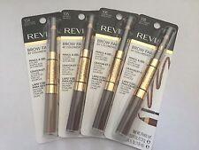(1) Revlon Brow Fantasy Pencil & Gel, You Choose Your Shade