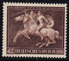THIRD REICH 1941 mint Braunes Band Horse Race stamp!