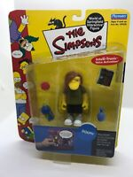 The Simpsons DOLPH action figure Series 7 Sealed--2001  NEW