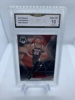 Cam Reddish 2019 Panini Mosaic Rookie GMA Graded 10 Gem Mint Hawks INVEST NOW!
