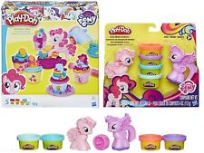 Play DOH My Pony Bundle-Little Pinkie CUPCAKE PARTY & Pie Cutie Mark Creators