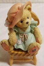Cherished Teddies Bear Figurine A Mother's Love Bears All Things