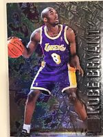 Kobe Bryant 1996-97 Fleer Metal RC Rookie Card #181 Los Angeles Lakers