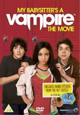 Matthew Knight, Kate Todd-My Babysitter's a Vampire (UK IMPORT) DVD NEW