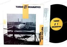 Turbo Hy Dramatics - High Mass On The High Frontier GER LP 1984 /3